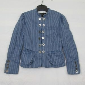 Marc Jacobs Military Style JAcket Size 10